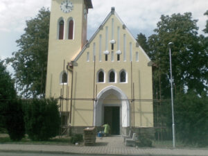 Rekonstrukce kostela 03