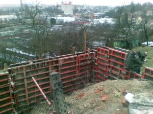 Stavba Mladá Boleslav 01