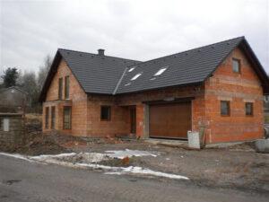 Stavba Nové Lesy 01