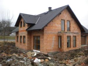 Stavba Nové Lesy 02