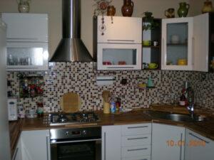 Výroba a kompletace kuchyňské linky 02