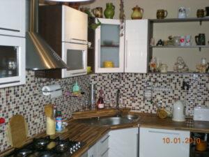 Výroba a kompletace kuchyňské linky 03